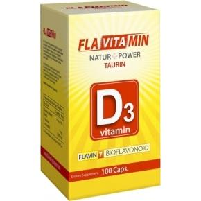 Vitamina D3 cu Taurina