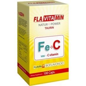 Fier cu Vitamina C si Taurina