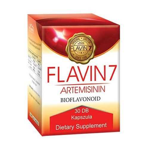 Artemisinin cu Flavin 30 Capsule