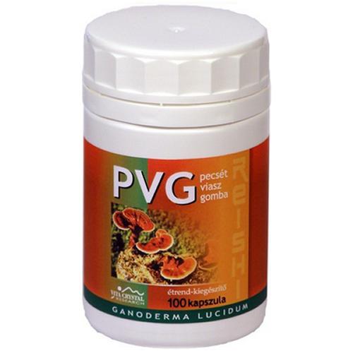 PVG Ganoderma lucidum 100 capsule