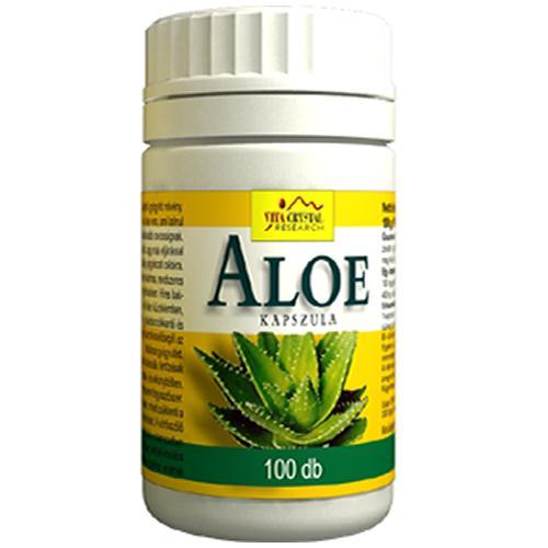 Aloe Vera 100 capsule