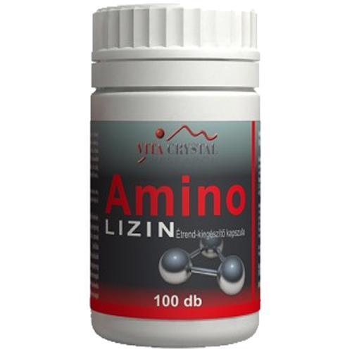 Amino Lizin 100 capsule