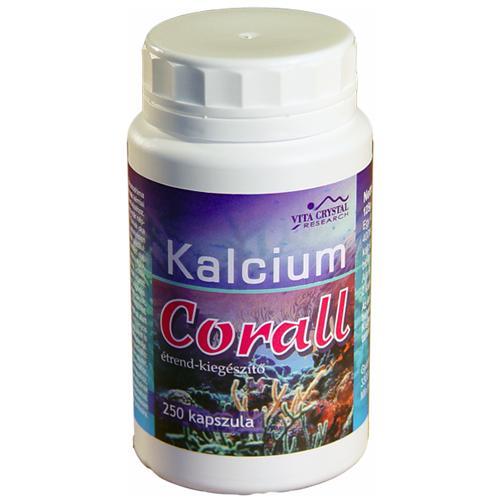 Calciu Coral 250 capsule