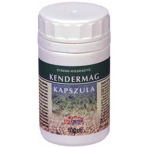 Seminte de Canepa 100 capsule
