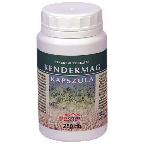 Seminte de Canepa 250 capsule