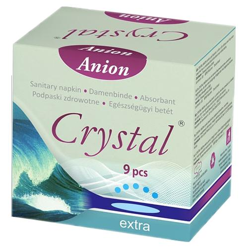 Absorbante Crystal Anion Extra