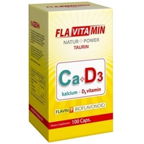 Calciu cu Vitamina D3 si Taurina