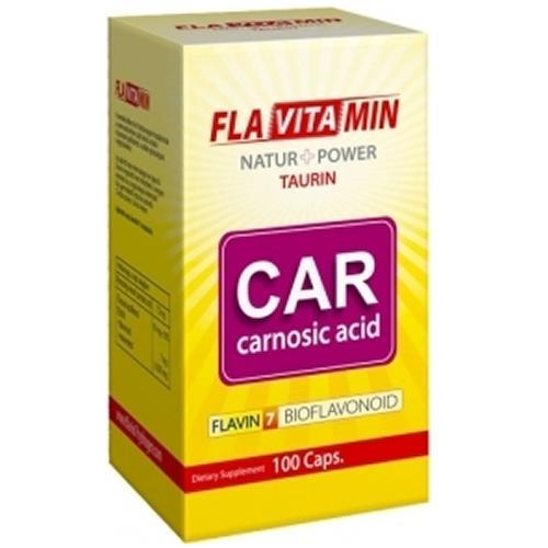 Acid Carnosic cu Taurina