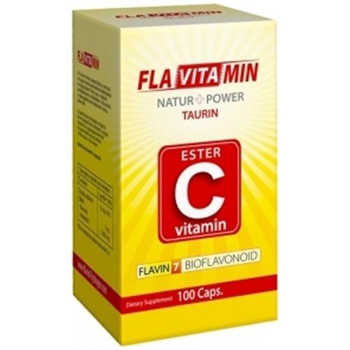 Vitamina C Chester cu Taurina