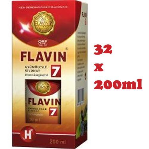 Flavin7 32 x 200 ml