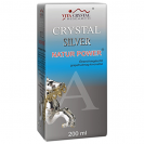 Crystal Silver Natur Power 200 ml