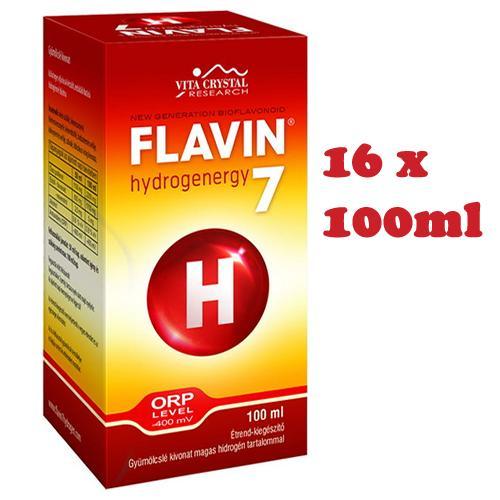 Flavin 7 Hidrogen 16 x 100 ml