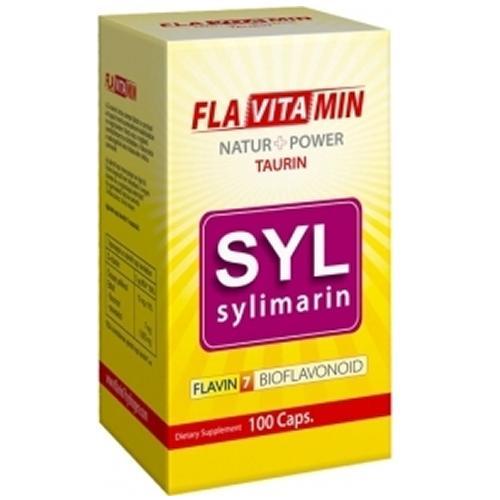 Sylimarina cu Taurina