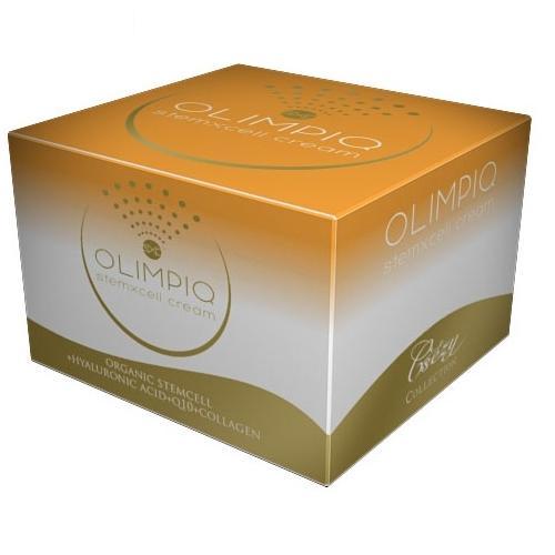 Olimpiq Stemxcell Cream Acid Hyaluronic + Q10 +Colagen