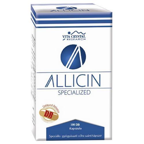 Allicin 100 cps