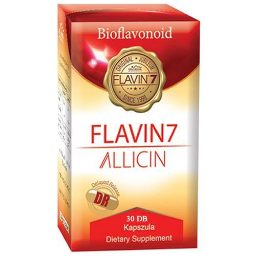 Allicin cu Flavin7 30 cps