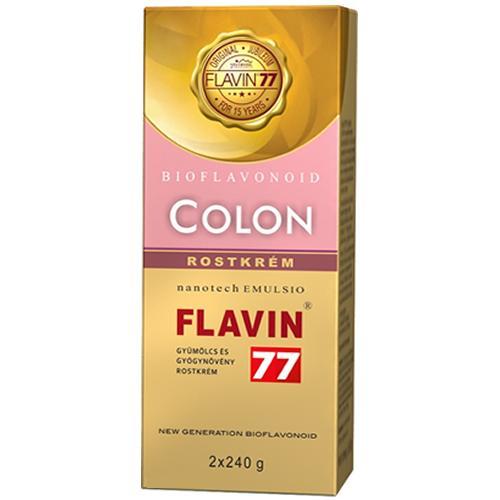Crema din Flavin77 fibre - Colon 2x240 g