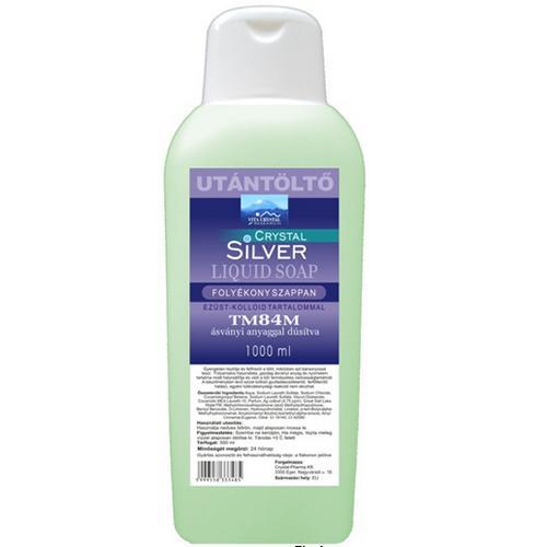 Sapun lichid Silver 1000 ml