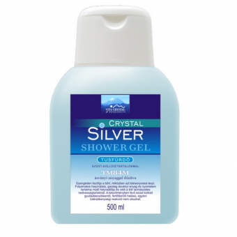 Gel de dus Silver 500 ml