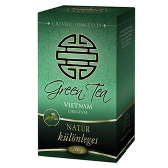 Green Tea Natur 200 gr