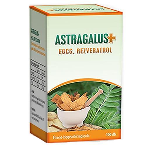 Astragalus EGCG Rezveratrol 100 caps