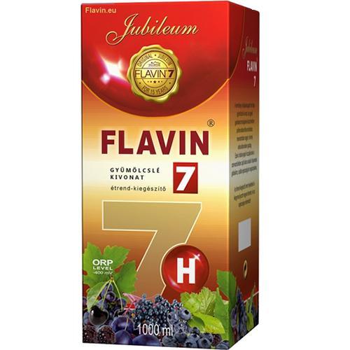 Flavin7 Jubileum