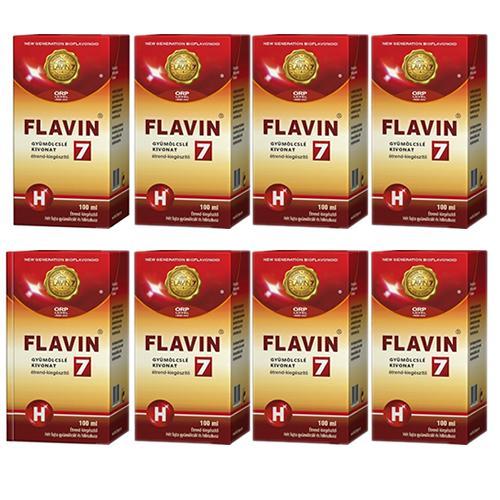 Flavin7 H 8x100 ml