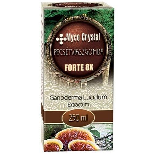 Myco Crystal Ganoderma Lucidum forte 250 ml