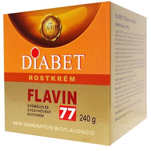 Flavin77 crema fibre Diabet 240 g