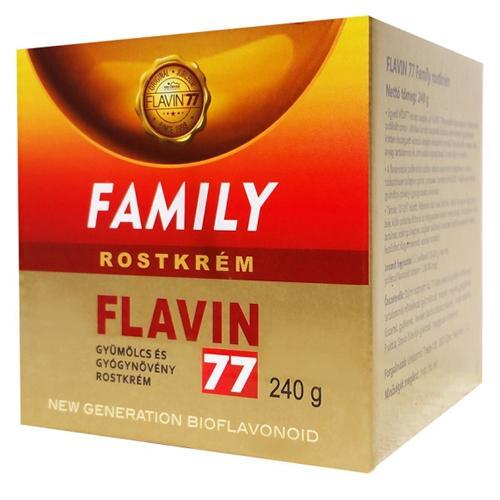 Flavin77 crema fibre Family 240 g