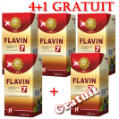 Flavin7 4x500 ml+ 1 buc Gratuit