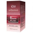 E-lit vitamin - Beta Karotin + Lutein