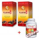 Flavin7 Premium 2 x 500ml + Vitamina C+D 100cps